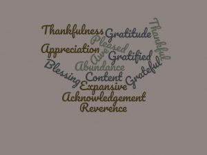 a gratitude word scramble to reinforce the idea of gratitude as a recovery skill in substance abuse recovery